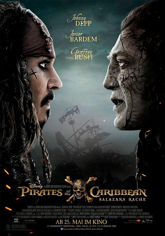Piratas do Caribe 5: A Vingança de Salazar